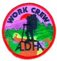 Work Crew Patch
